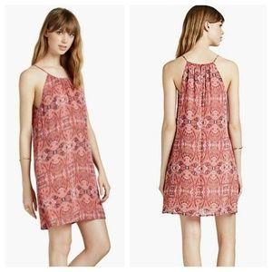 LUCKY BRAND Kaye Trapeze Paisley Summer Dress